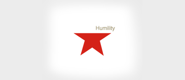 red logo star humility 29
