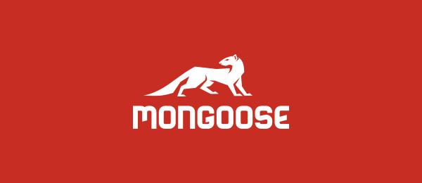 red mongoose logo design 33