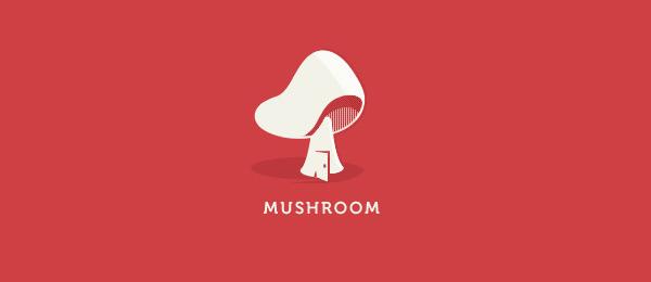 red mushroom logo idea 52