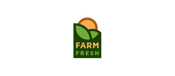 farm fresh sun logo 32