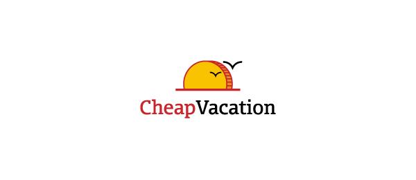 sun logo cheap vacation 56