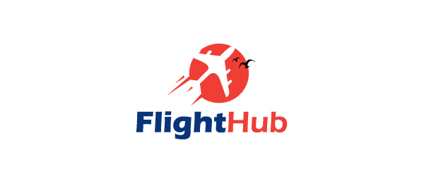 sun logo flight hub 40