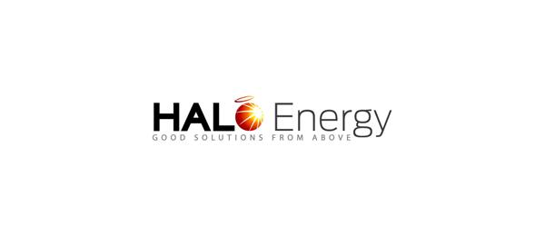 sun logo halo energy 45