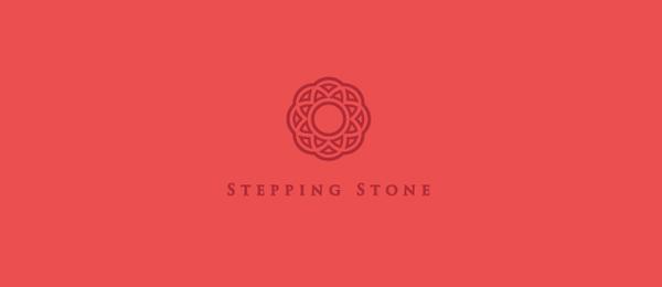 sun logo stepping stone 34