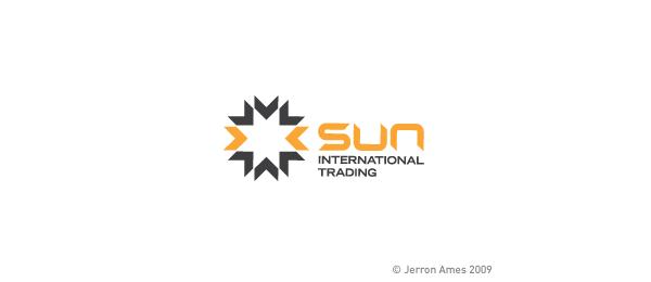 50+ Creative Sun Logo Designs for Inspiration - Hative