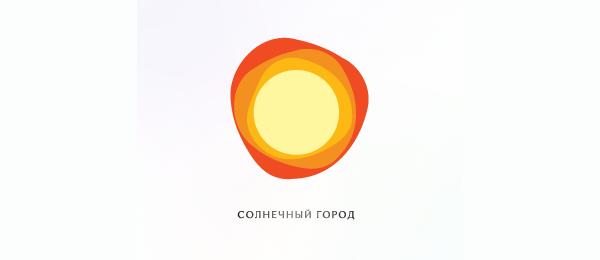 sunny city logo idea 49