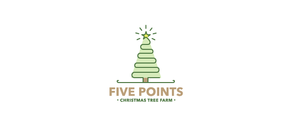 christmas tree logo 1