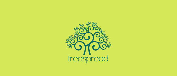 green tree spread logo 23