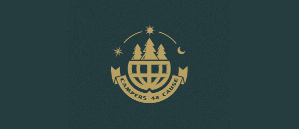 pine tree logo earth 9