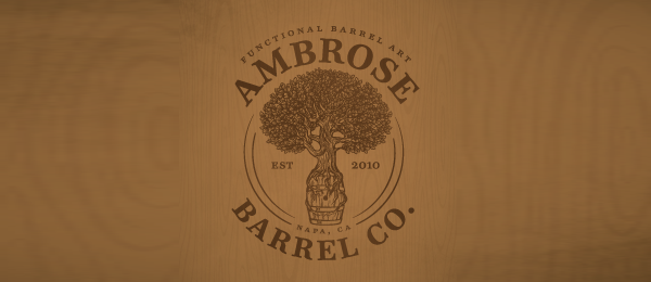 tree logo ambrose barrel 38