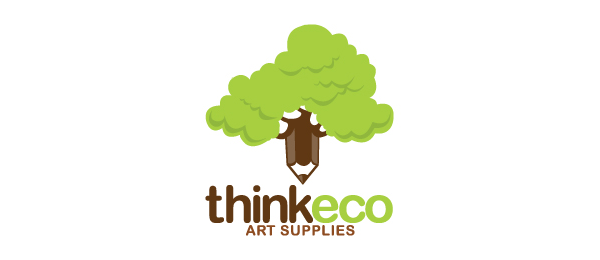 tree logo pencil 51