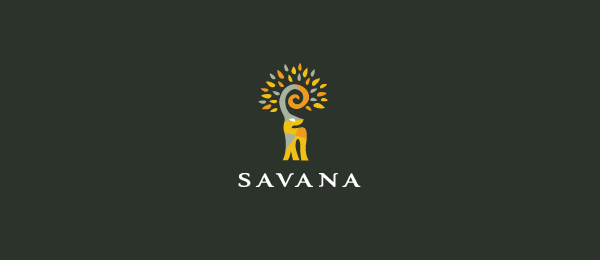 tree logo savana 7