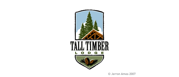 tree logo tall timber 31
