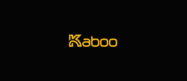 k typo logo idea kaboo 20