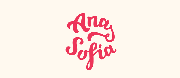 typo logo ana sofia 10