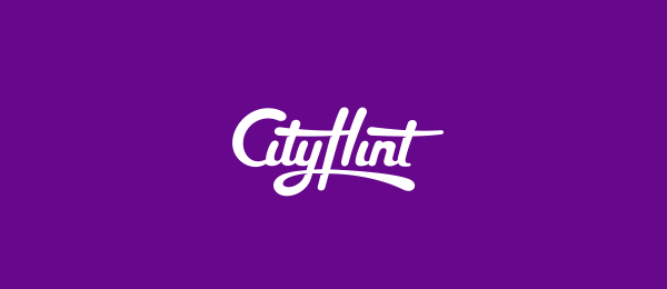 typographic logo city hint 29
