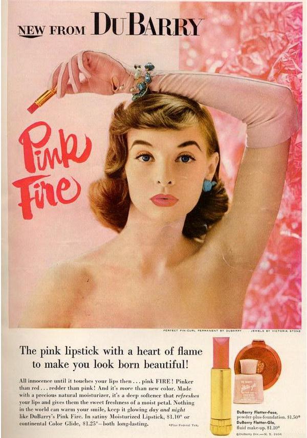 1956 dubarry lipstick 39