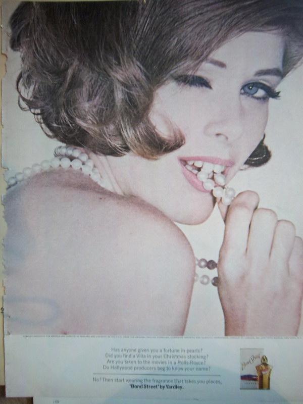1962 yardley perfume ad 40