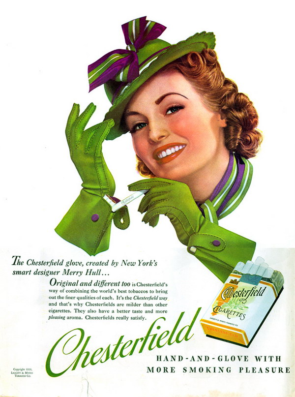 50 Beautiful Vintage Ads Showcase Hative