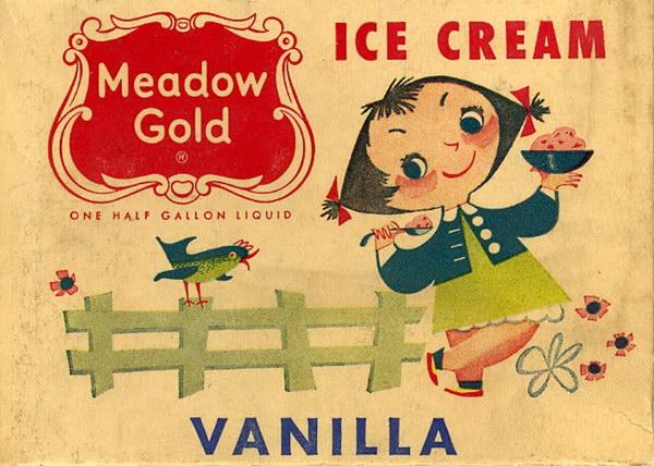 vanilla ice cream advertising 23