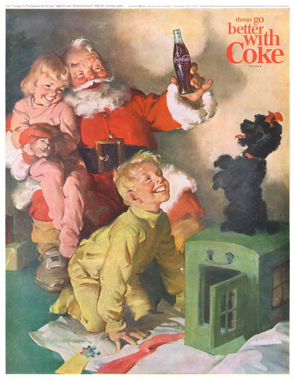 vintage christmas advert 21
