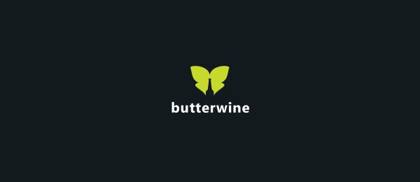 butterfly wine logo idea 49