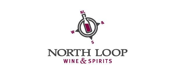 compass wine logo 45