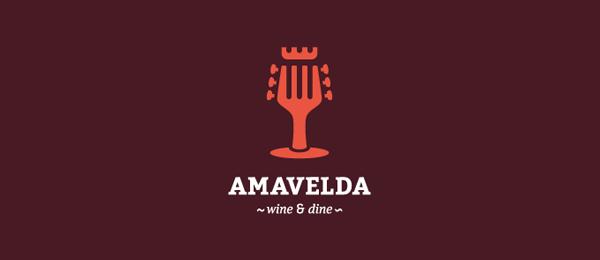 dine wine logo amavelda 31