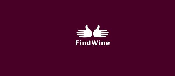 find wine logo design 42