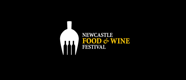 food wine logo 35