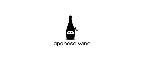 japanese wine logo 33