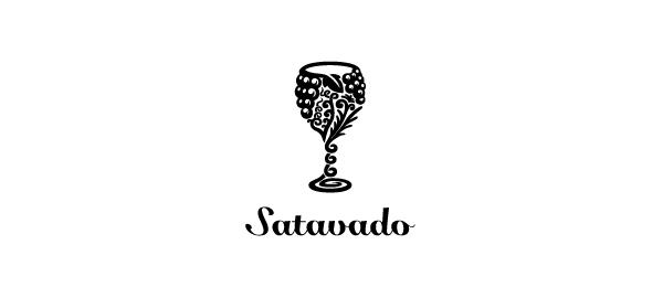 wine company logo 11