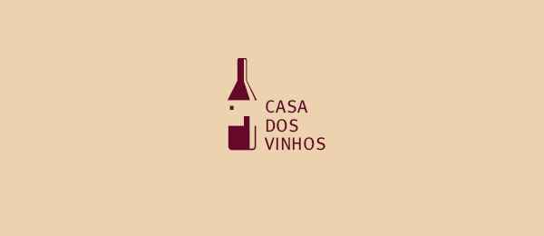 wine logo casa dos vinhos 6