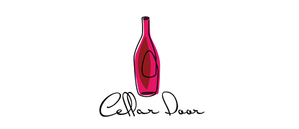 wine logo cellar door 15