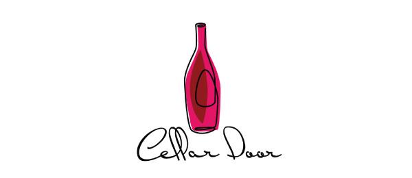 wine logo cellar door 15