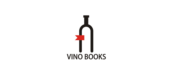 wine logo vino books 47