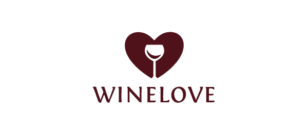 wine love logo 38