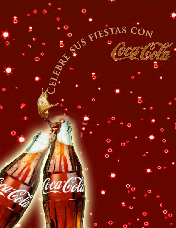 coca cola christmas ads 22