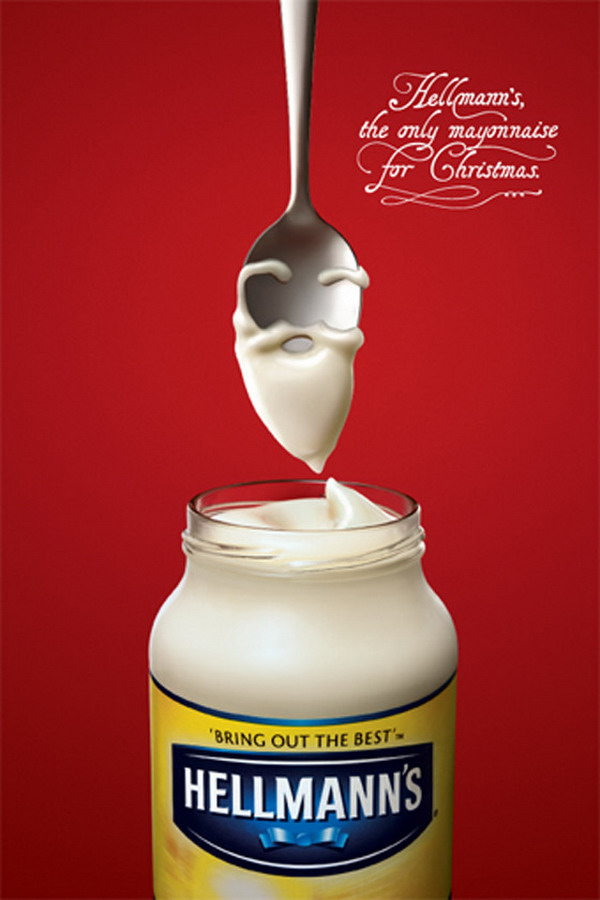 hellmanns christmas ads 11
