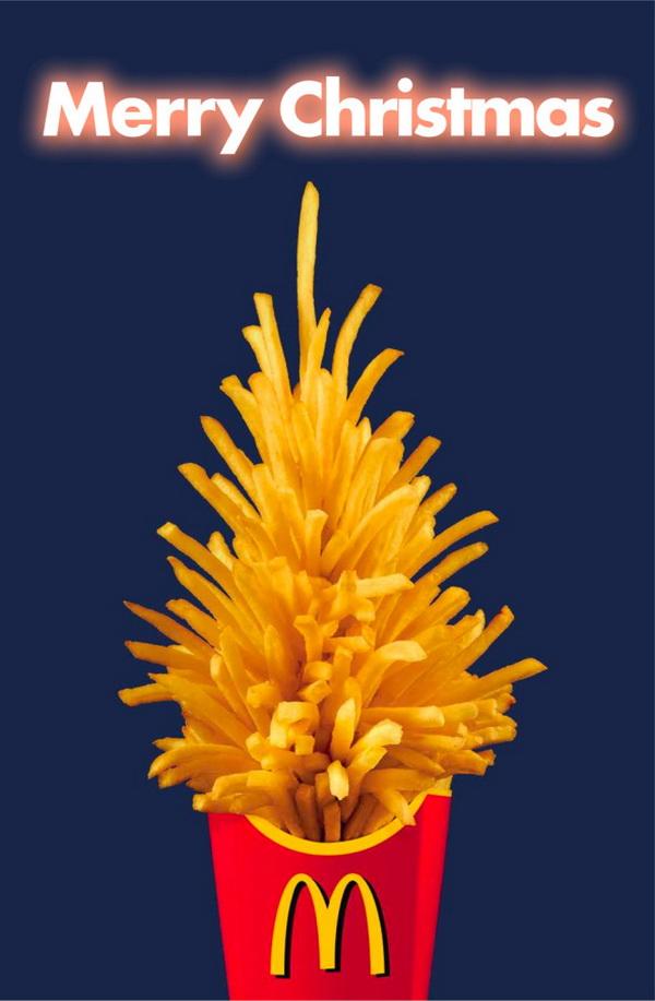 mcdonalds christmas ads 25
