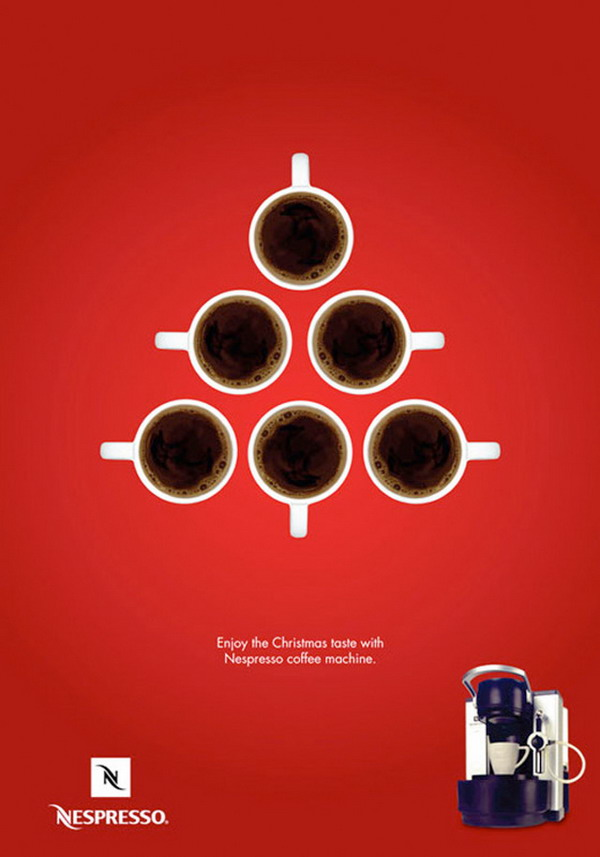 nespresso christmas ads 9