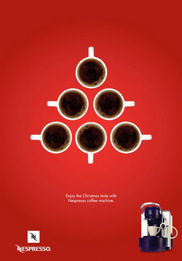 nespresso christmas ads 9