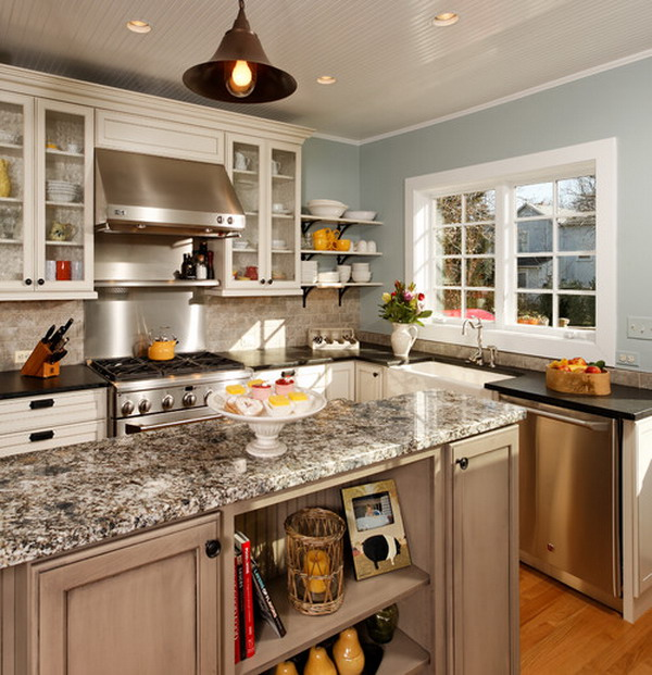 Country Style Kitchens 2013 Decorating Ideas: 50+ Beautiful Country Kitchen Design Ideas For Inspiration