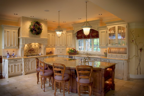 50 beautiful country kitchen design ideas for inspiration