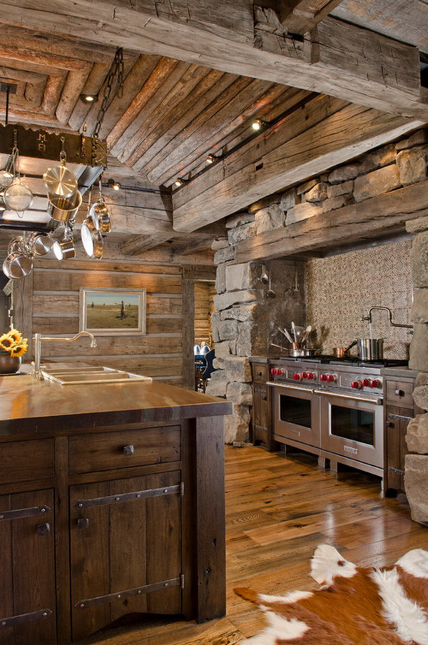 50 beautiful country kitchen design ideas for inspiration for Home kitchen remodeling