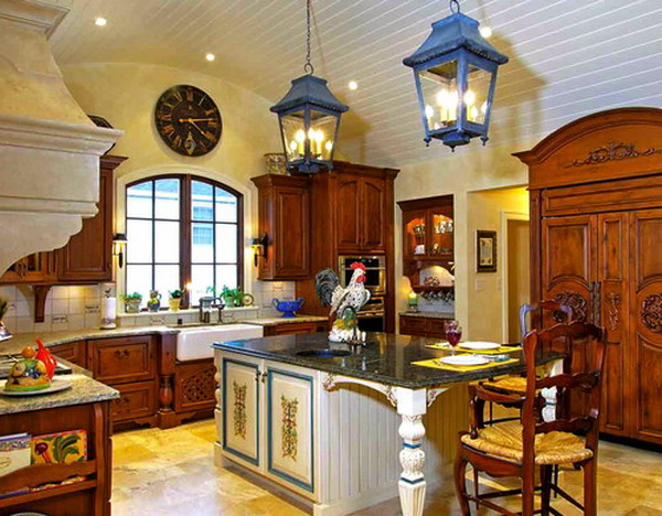 Traditional Country Kitchen 2