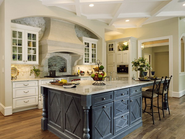 50 Beautiful Country Kitchen Design Ideas For Inspiration Hative