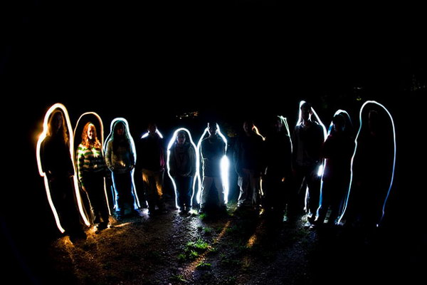 80 Cool Light Painting Photography Images Hative