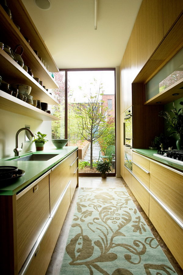 contemporary kitchen decoration 38