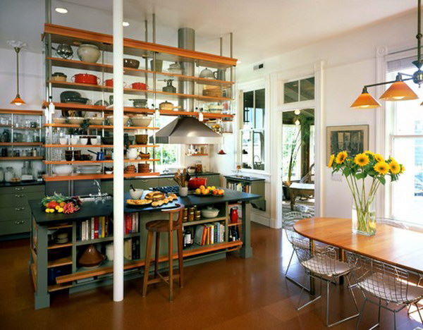 contemporary kitchen decoration 42